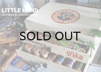 ENGLAND antique SYLKO ショップ用 スプールキャビネット スプールドロワーズ 1960's