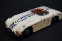 UK antique DINKY イギリス ディンキー CUNNINGHAM RACING CAR
