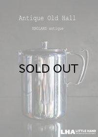 ENGLAND antique OLD HALL イギリスアンティーク オールドホール  コーヒーポット・ウォータージャグ 1.5pt[光沢仕上げ] 1940-50's