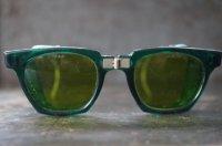 USA antique WILLSON SIDEガード付き ゴーグル サングラス 1940's