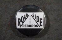 ROADSIDE RECORDS 缶バッチ