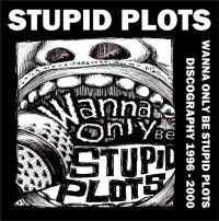 STUPID PLOTS CD discography1996-2000 【再プレス】