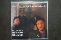 NATO COLES AND THE BLUE DIAMOND BAND / PROMISES TO DELIVER CD