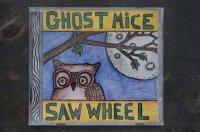 GHOST MICE & SAW WHEEL /  Split  CD