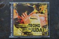 EL TRONO DE JUDAS / El Sonido De La Metralla CD