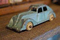 Hubley diecast sedan 1930's ブルー