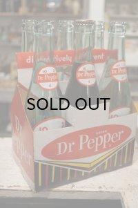 Dr Pepper ドクターペッパー ボトル&ケース セット