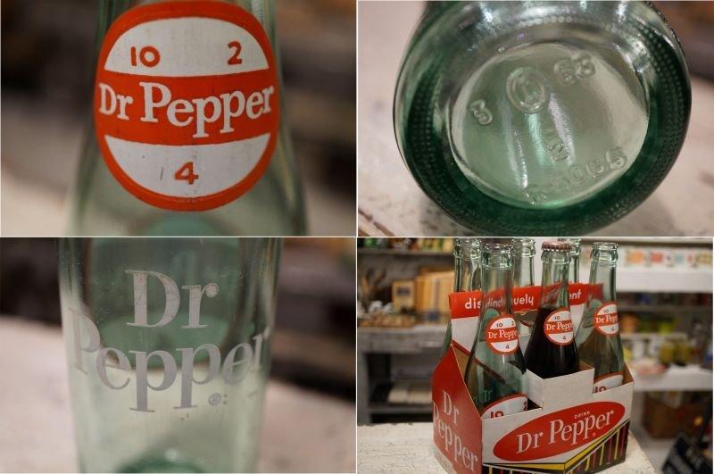 画像3: Dr Pepper ドクターペッパー ボトル 5