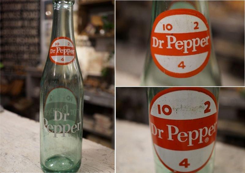 画像2: Dr Pepper ドクターペッパー ボトル 5