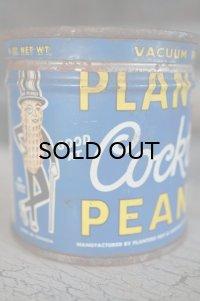 Mr Peanut ミスターピーナッツ TIN ブリキ 缶
