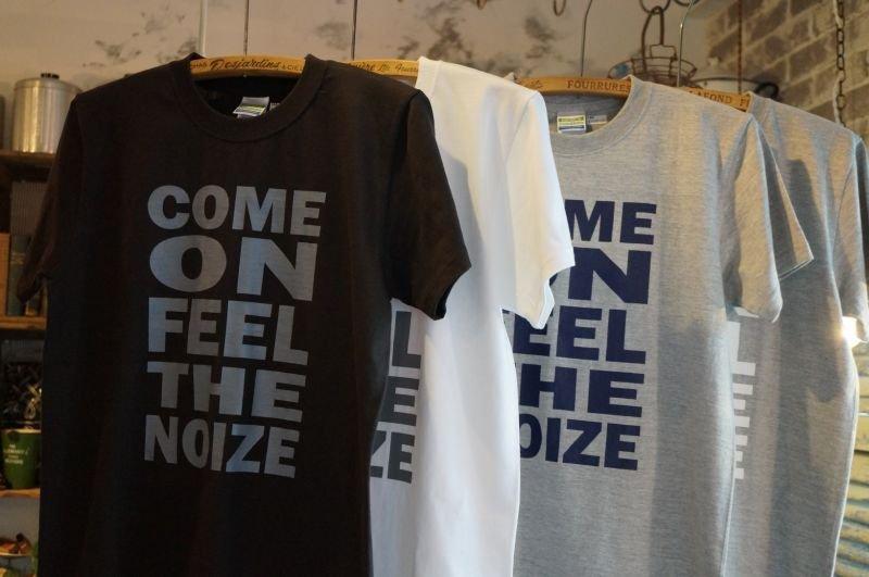 画像2: LHA 【LITTLE HAND】 ORIGINAL Tシャツ COME ON FEEL THE NOIZE