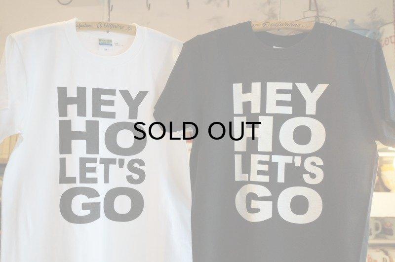 画像2: 【再入荷】LHA 【LITTLE HAND】 ORIGINAL TシャツHEY HO LET'S GO