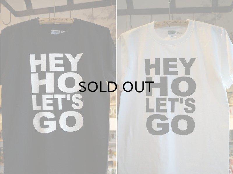 画像3: 【再入荷】LHA 【LITTLE HAND】 ORIGINAL TシャツHEY HO LET'S GO