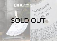 USA antique HAMILTON ハミルトン ポスタルスケール レタースケール はかり 1960's