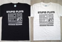 LHA 【LITTLE HAND】 ORIGINAL TシャツSTUPID PLOTS