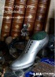 画像1: ENGLAND antique 素敵な靴型 ピンクッション (M) 1890-1900's (1)