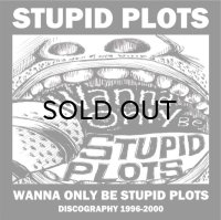 STUPID PLOTS CD discography1996-2000
