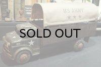 U.S. ARMY TRUCK MARX トラック 用 ホロ ベージュ