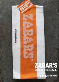 【アメリカ直輸入・日本未発売】NY【ZABAR'S】KITCHEN TOWEL ゼイバーズ キッチンタオル