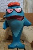 画像1:  Charlie the Tuna チャーリーザツナ ソフビドール フィギュア (1)