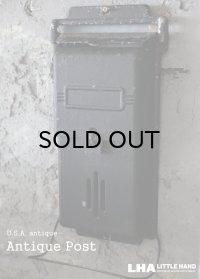U.S.A. antique MAIL BOX 新聞受け付き メールボックス ポスト 郵便受け 1950's