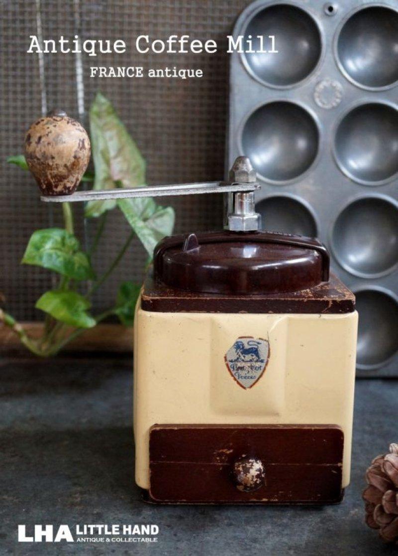 画像1: SALE 【20%OFF】 FRANCE antique PEUGEOT COFFEE MILL プジョー コーヒーミル 【メンテナンス済み】 1952-60's