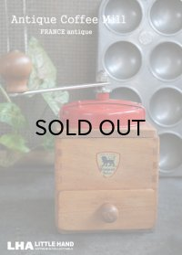 SALE 【20%OFF】 FRANCE antique PEUGEOT COFFEE MILL プジョー コーヒーミル 【メンテナンス済み】 1947-60's