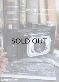 FRANCE antique SPORT-FEX カメラ 写真機 クラッシックカメラ 1956-60's