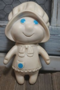 Pillsbury Poppin' Fresh  Dough Boy ポピーフレッシュ ソフビドール
