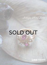 USA antique Avon Ring エイボン コスチュームジュエリー ヴィンテージ リング 指輪 1960-80's