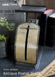 画像1: USA antique IDL ポスタルスケール レタースケール H17cm はかり 1930-50's  (1)