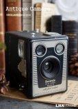 画像1: ENGLAND antique KODAK Brownie Six-20 Model D コダック ボックスカメラ ブローニー 1953-57's  (1)