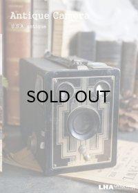 U.S.A. antique KODAK camera コダック ボックスカメラ 1930-40's