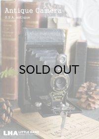 U.S.A. antique KODAK FOLDING CAMERA コダック フォールディング カメラ 蛇腹式 1910-13's