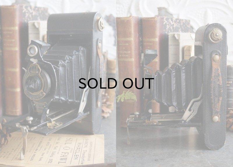 画像2: U.S.A. antique KODAK FOLDING CAMERA コダック フォールディング カメラ 蛇腹式 1910-13's