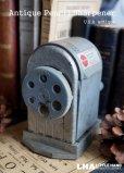 画像1: USA antique APSCO アプスコ ペンシルシャープナー 鉛筆削り 1950-60's (1)