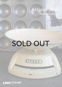 SAL【20%OFF】 ENGLAND antique SALTER SCALE スケールno.54 1950's