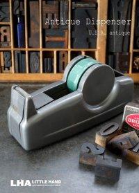 USA antique SCOTCH アメリカアンティーク スコッチ テープカッター テープディスペンサー 1950-60's