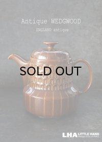 ENGLAND antique WEDGWOOD 【PENNINE】 イギリスアアンティーク ウェッジウッド ペナイン ティーポット コーヒーポット ヴィンテージ 1965-71's