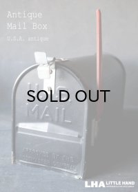 U.S.A. antique MAIL BOX アメリカアンティーク U.S.MAIL メールボックス ポスト 郵便受け ヴィンテージ ポスト 1960-80's