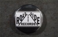 ROADSIDE RECORDS 缶バッチ