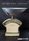 画像1: ENGLAND antique イギリスアンティーク SALTER SCALE スケールno.30 はかり 1940-50's (1)
