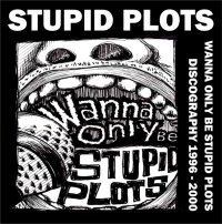 STUPID PLOTS CD discography1996-2000 【再プレス】