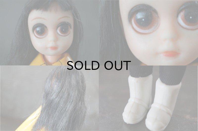 画像3: Susie Sad Eyes Margaret Keane Big Eyes Doll イエロー