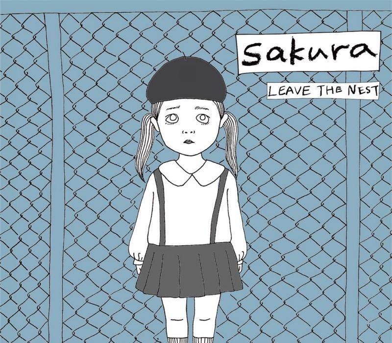 画像1: Sakura /  Leave The Nest / CD
