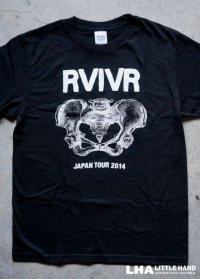RVIVR(US) JAPAN TOUR 2014 Tシャツ