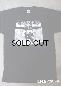 OPERATION IVY Tシャツ LOOKOUT