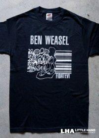 BEN WEASEL Tシャツ LOOKOUT