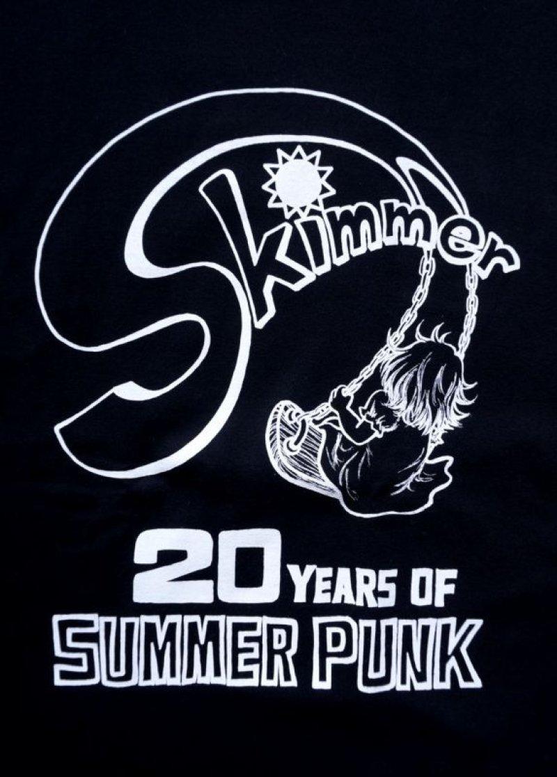 画像4: Skimmer (UK) Tシャツ 20周年 JAPAN TOUR