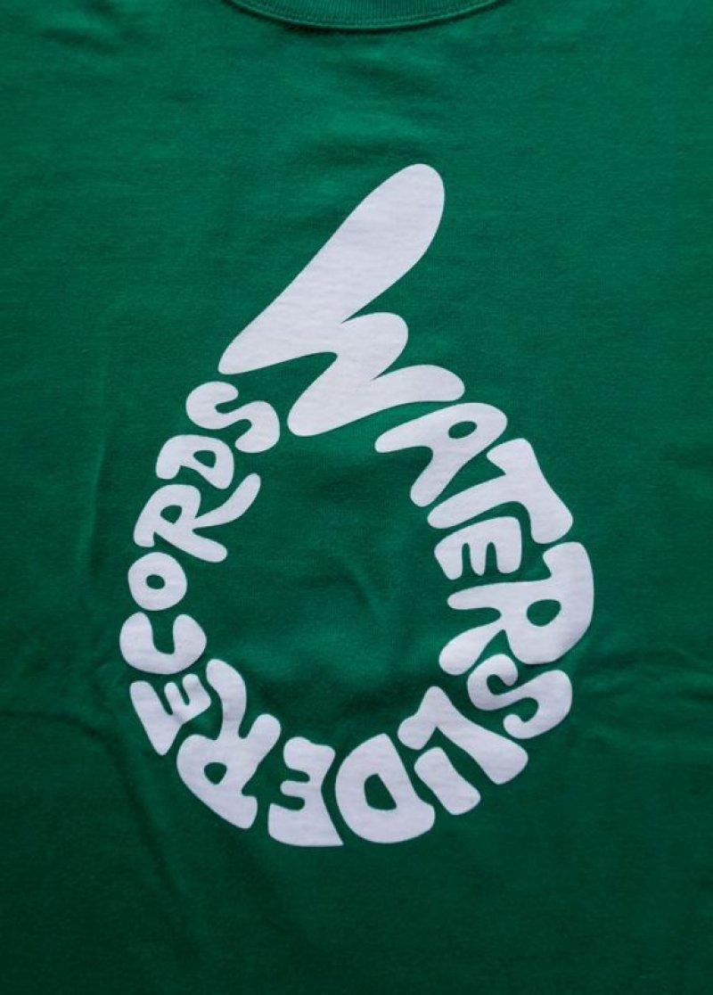 画像3: WATERSLIDE RECORDS Tシャツ